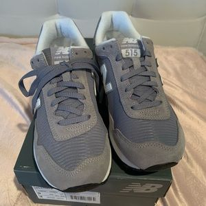 NWT New Balance Gray 515 Lifestyle Sneakers